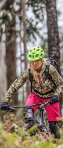 Gore Bike Wear SS16_Power Trail lady Ws So_Action