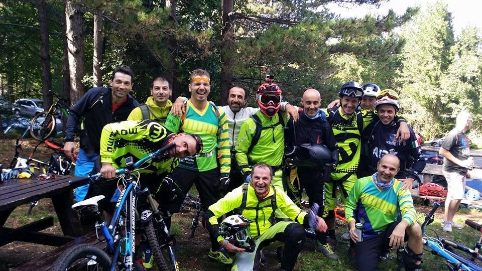 Enduro Bike Park Union Majella