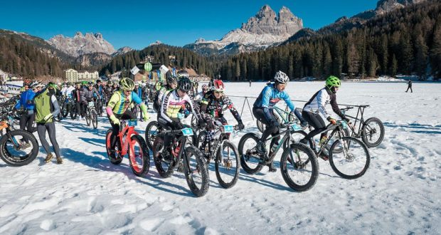 3Epic Winter Ride