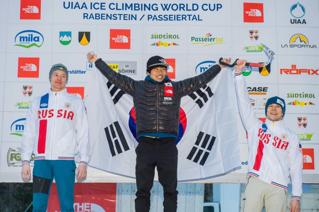 Coppa del Mondo di arrampicata su ghiaccio