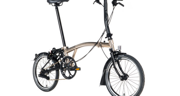 Brompton - Nickel Bikes