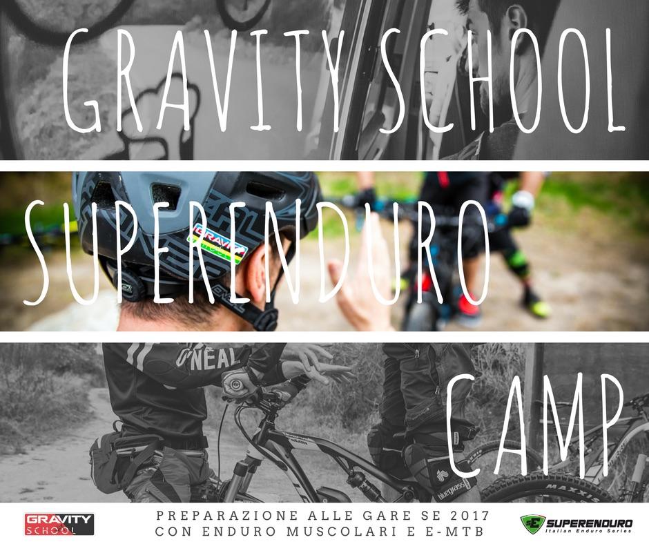 Gravity School Superenduro Camp