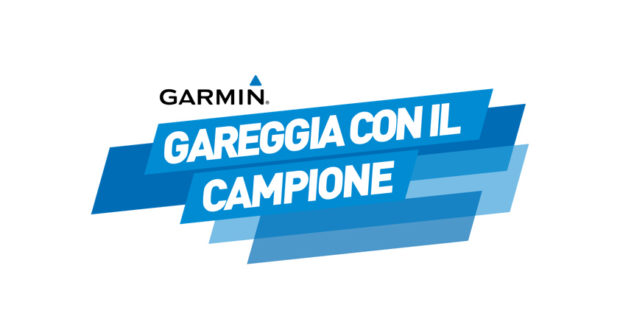 Garmin Gareggia con il Campione