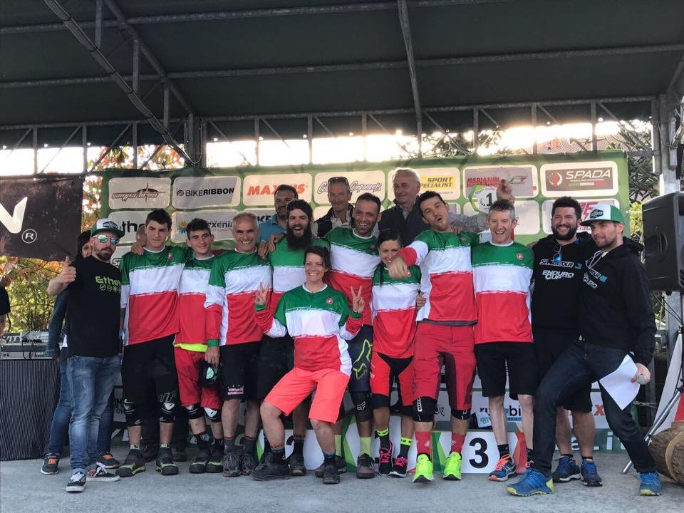 ENDURO CUP LOMBARDIA 2017 - #1 TAVERNERIO