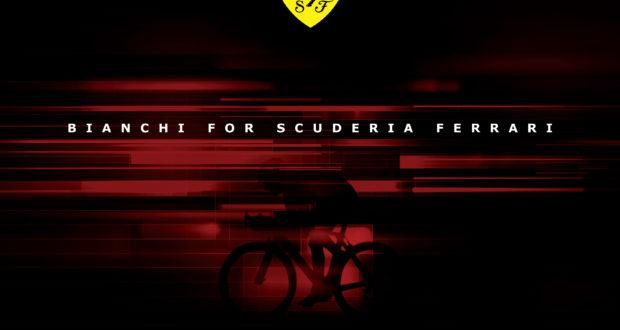 Bianchi for Scuderia Ferrari
