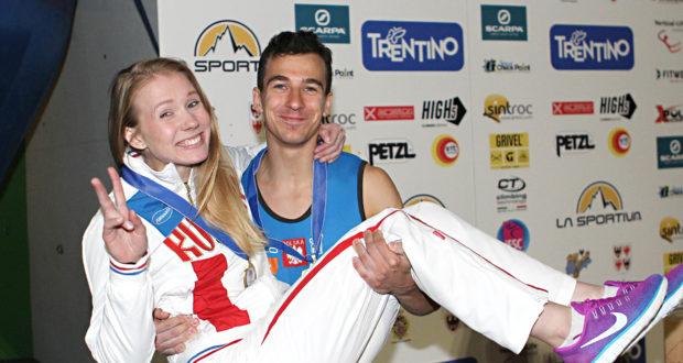 Campionato Europeo di arrampicata sportiva