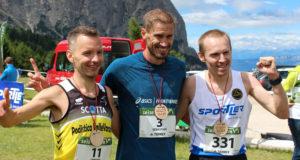 Mezza Maratona dell'Alpe di Siusi