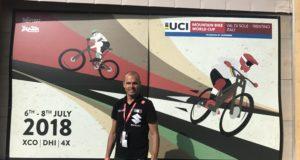 Mondiali MTB UCI Val di Sole Mirko Celestino