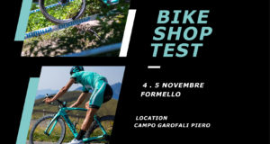 Bianchi Bike Test Roma