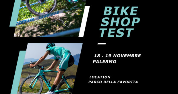 Bianchi Bike Test