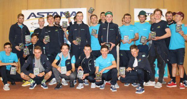 Team Astana SuperOp