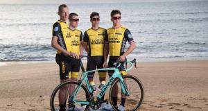 Team LottoNL-Jumbo e Bianchi