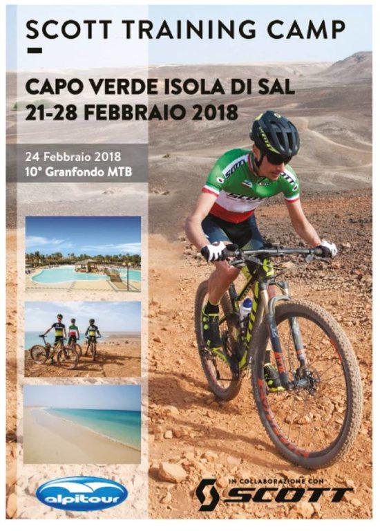 Scott Racing Team a Capo Verde