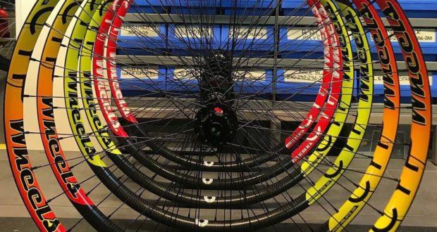 SCOTT Racing Team e CYP Wheels