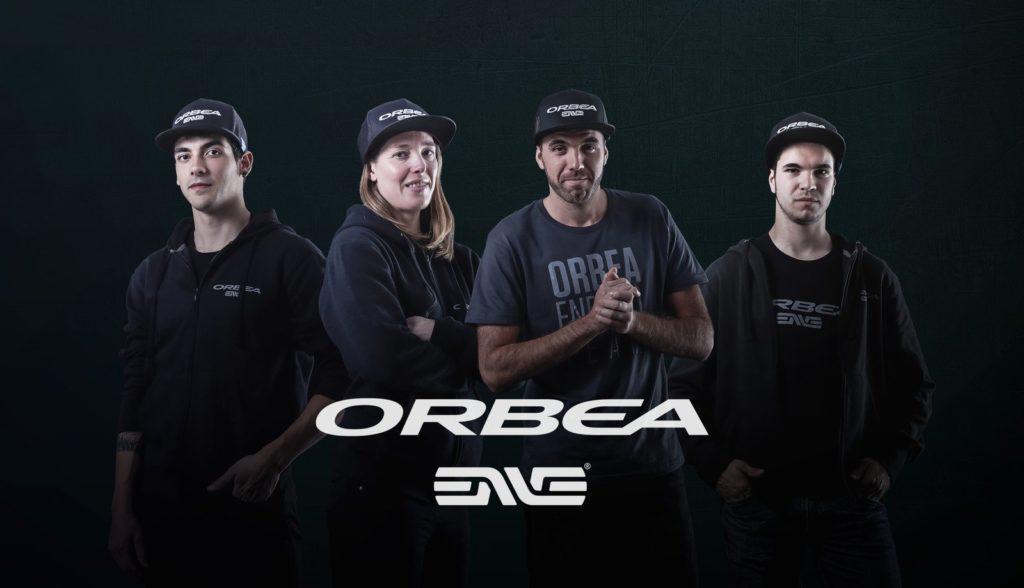 Orbea Enduro Team 2018