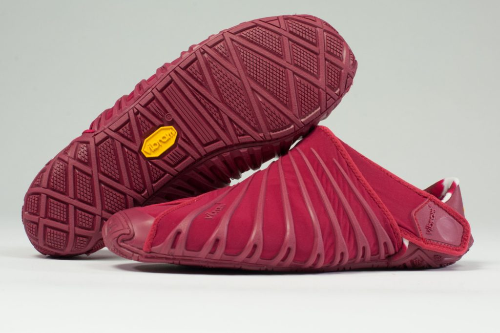 Vibram FUROSHIKI The wrapping sole - Beet Red