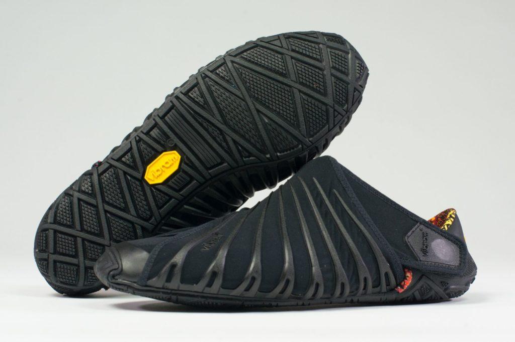 Vibram FUROSHIKI The wrapping sole - Black