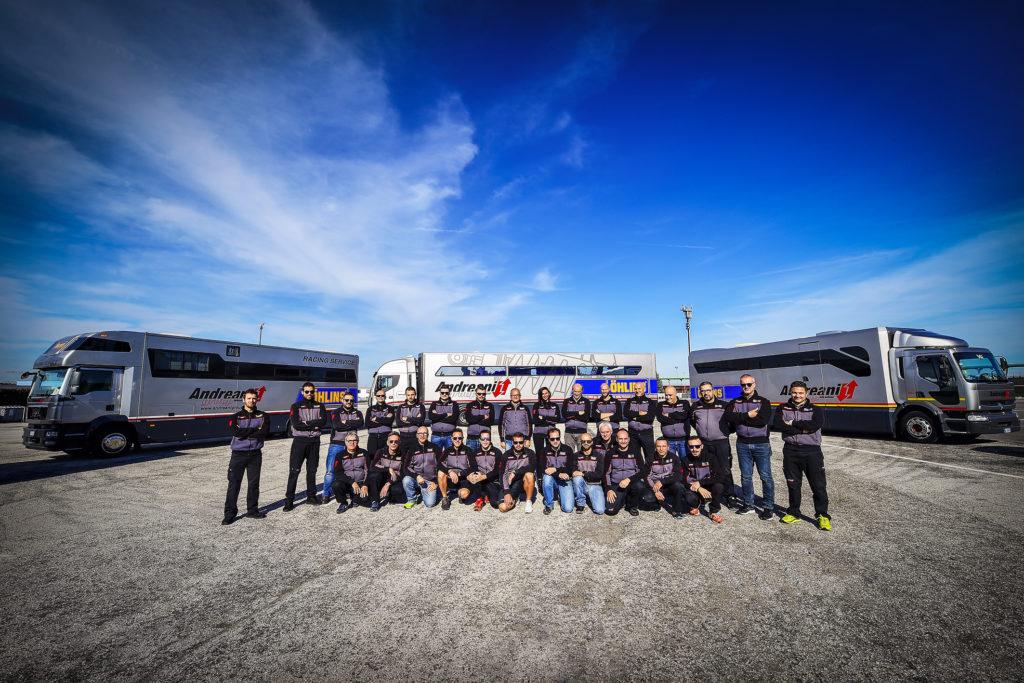 team Öhlins 2018