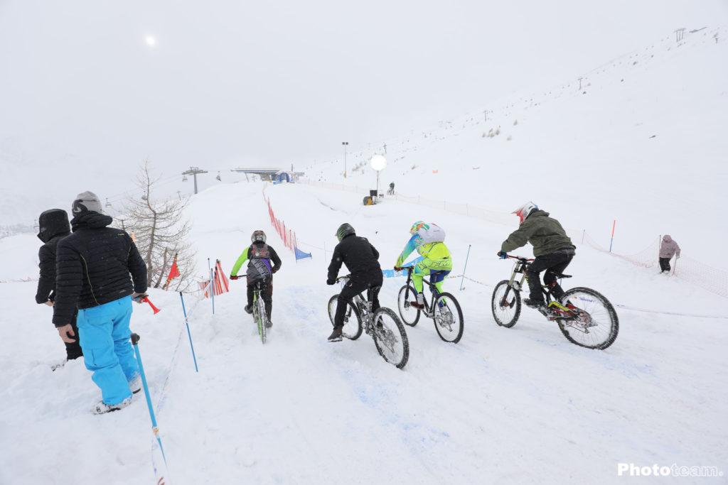 Winter Downhill 2018