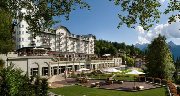 Cristallo Resort & Spa di Cortina d'Ampezzo