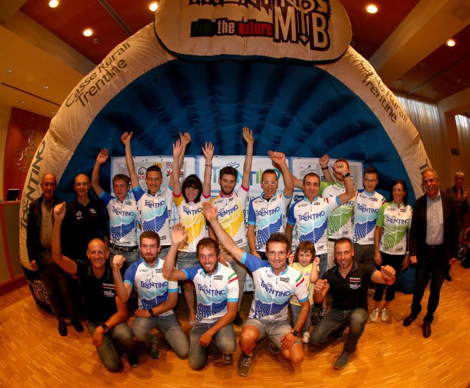 Trentino MTB Premiazione