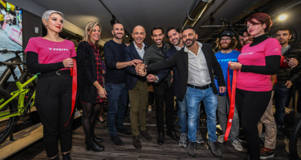 Trek Concept Store Cycle'n'Cycle di Roma