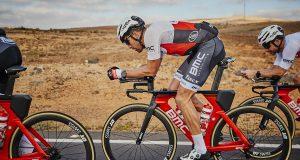 Selle Italia Bmc-Vifit Pro Triathlon Team Powered By Uplace