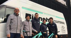 Garmin e il Team Bianchi Countervail